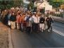 2005 - Pielgrzymka do Wąwolnicy